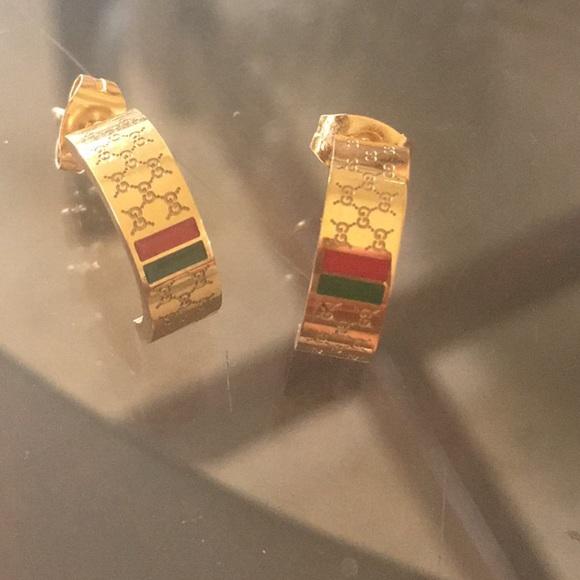 3aabef123 Gucci Jewelry | Earrings Ss | Poshmark